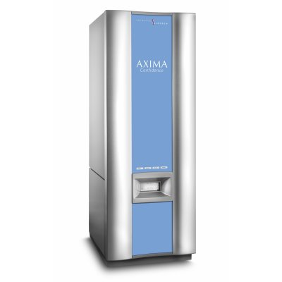 AXIMA Confidence system